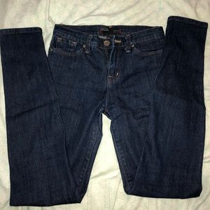 BDG Dark Blue Jeans